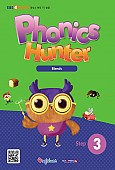 Phonics Hunter Step 3 set